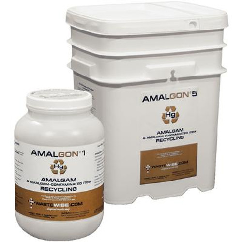 WCM Amalgon Amalgam Recycling Kit 5Gal