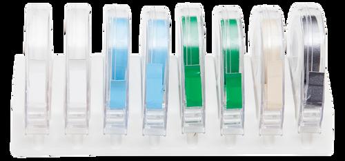 EZ ID Tape System Pastel 8/Pk Assort Colors