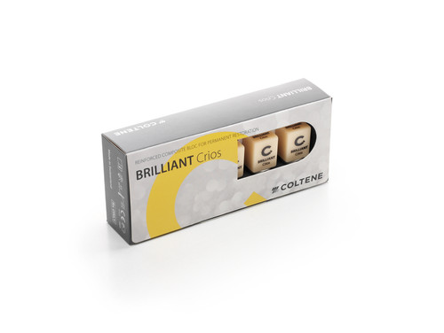 BRILLIANT Crios Bleach LT 14 CEREC, 5 pcs