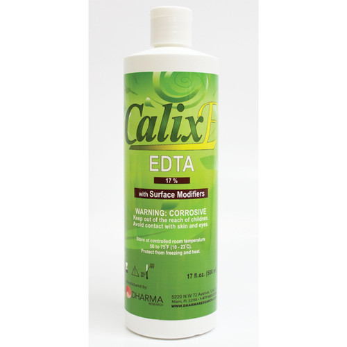 EDTA 17% Solution with Surface Modifiers x 120 ml