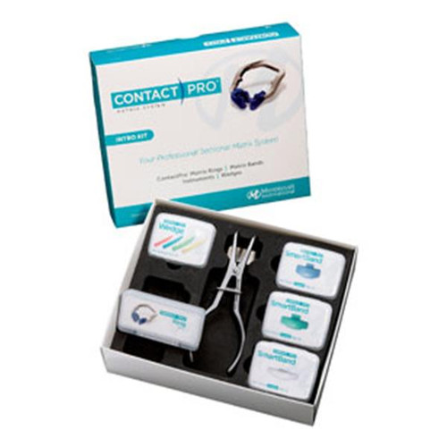 ContactPro Matrix System Intro Kit - Coated Bands