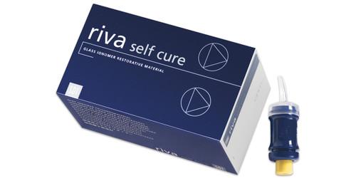 Riva Self Cure HV Capsule 50/bx - A3