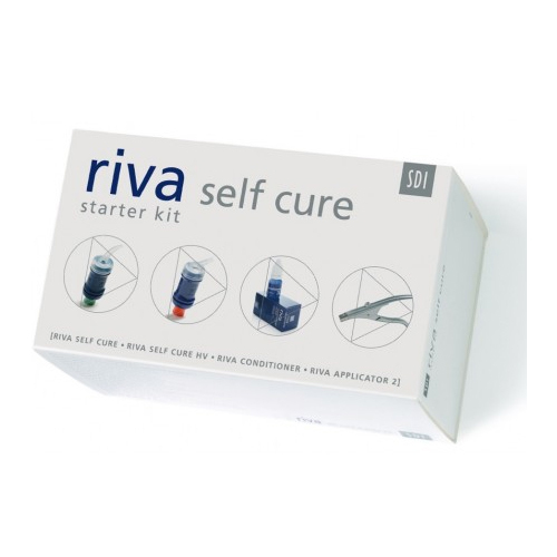 Riva Self Cure Regular Starter Kit - A2