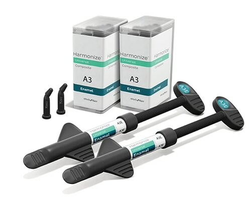 Kerr Harmonize Universal Composite Syringe Dentin A3D 4Gm