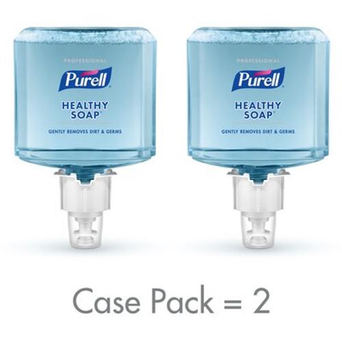 Purell ES8 Healthy Soap Gentle & Free Foam 1200 ml Clear 2pk