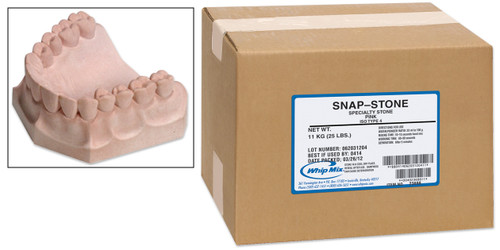 WhipMix Snap Stone Pink Individually pkg 80 - 140g packets