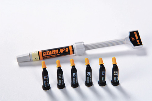 Clearfil Ap-X Syringe 4.6G C2
