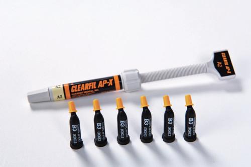 Clearfil Ap-X Syringe 4.6G Cl
