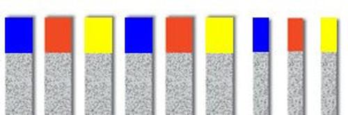 NTI Diamond Strip Assortment  Fs32-Sfmx 1Pk