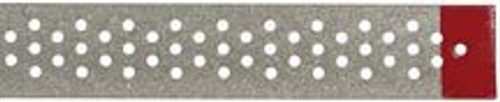 Axis Perforated Diamond Strips 4.0mm Fine 10Pk