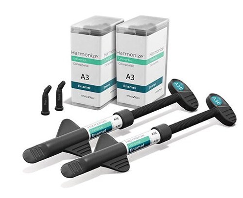 Kerr Harmonize Universal Composite Syringe Enamel A4E 4Gm