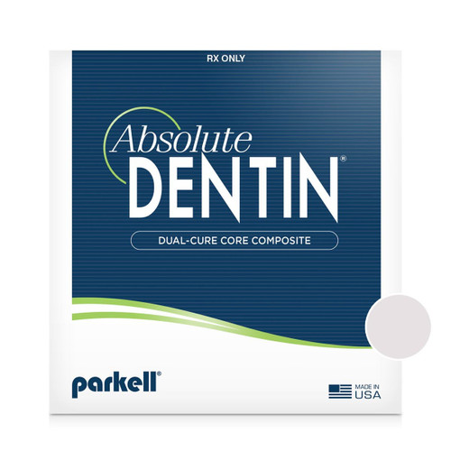 Absolute Dentin Core Build-Up 50mL Artic White