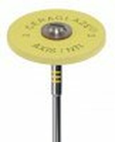 NTI Yellow Ceraglaze W/Mandrel P30001