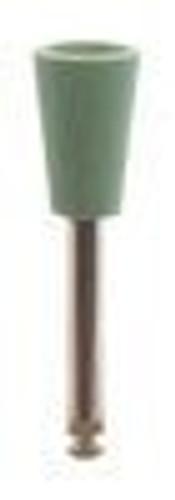 Axis Zir-Cut Polisher Cup Grn 3Pk P902