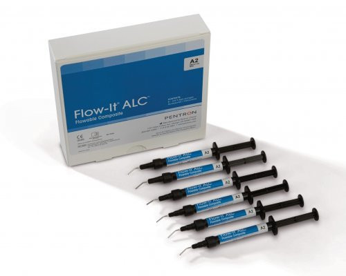 Flow It Alc Syringe Clear