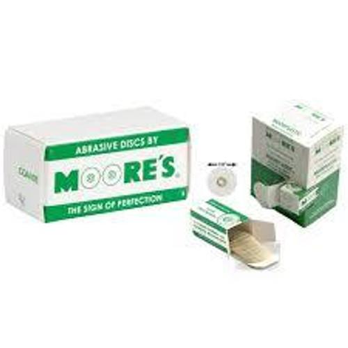 Ec Moore Plastic Sand Fine Disk 7/8
