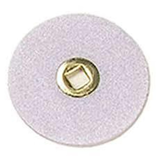 "Moore Disc Brass Center 7/8"" Cuttle Crse 50Pk"