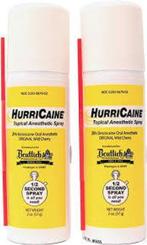 Beutlich Hurricaine Spray 2Oz