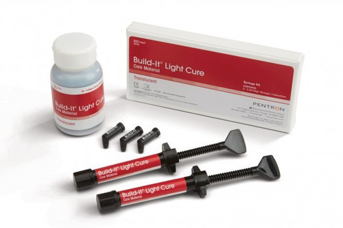 Build-It L.C. Syringe - Transparent