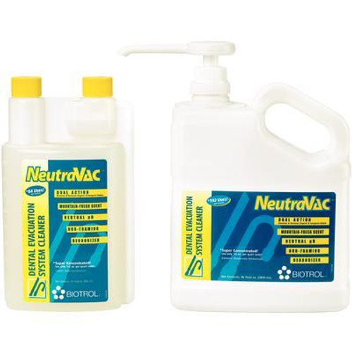 Neutravac 3 Qt (96 Oz) Bottle (Case Of 4 Bottles)