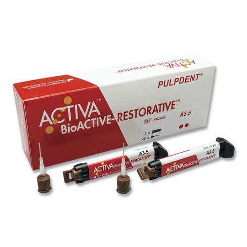 Pulpdent ActIva Bioactive Restorative A3.5 Value Refill 5mL