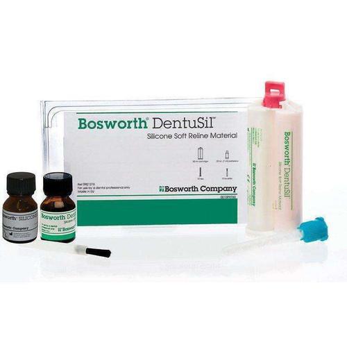 Dentusil Soft Reline Material Standard Package