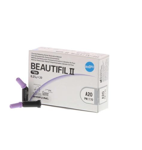 Shofu A20 Beautiful Ii Refill Tips (20)