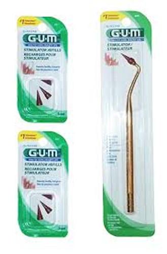 Butler Gum Stimulator Refill Tips 36Pk