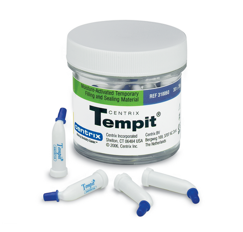 Tempit Ultra F Temporary Filling And Sealing 30- .20G Caps