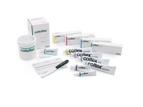 Coltene Coltex X-Fine Econo Pack 3-160mL  (Lt. Green) W/ 2 P