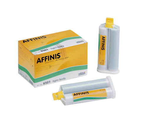 Coltene Affinis Regular Set Wash 50mL Lt.Body Single 2/Pk Pl