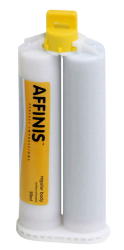 Coltene Affinis Regular Set Wash 50mL Reg.Body Single 2/Pk P
