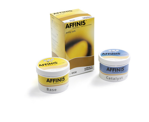 Coltene Affinis Reg Set Putty Soft Single Pack 600mL