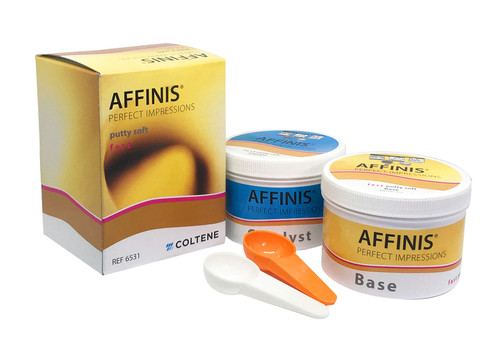 Coltene Affinis Putty Soft Fast Single Pack (600 mL)