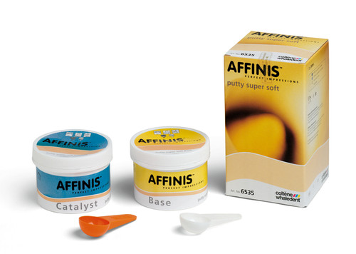 Coltene Affinis Reg Set Putty Super Soft Single Pack 600mL