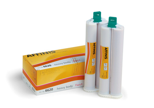 Coltene Affinis Fast Tray System Heavy Body Single Pack (2Ca