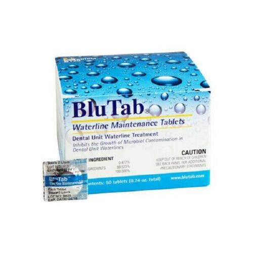 Confirm Blutab Waterline Maintenance Tablet 750mL 50Pk