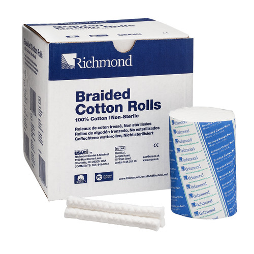 Richmond Braided Cotton Roll Med 200204