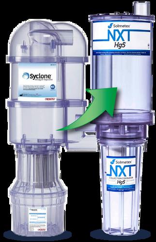 Crosstex Syclone Amalgam Separator System (Full Install)