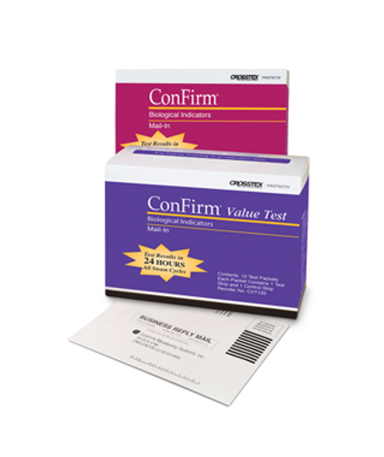 Confirm Mail-In Test Kit 3 Strip 48Pk