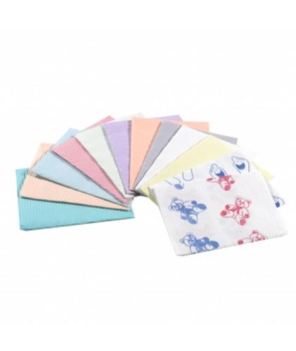 Crosstex Polyback Towel Lavender 4Ply