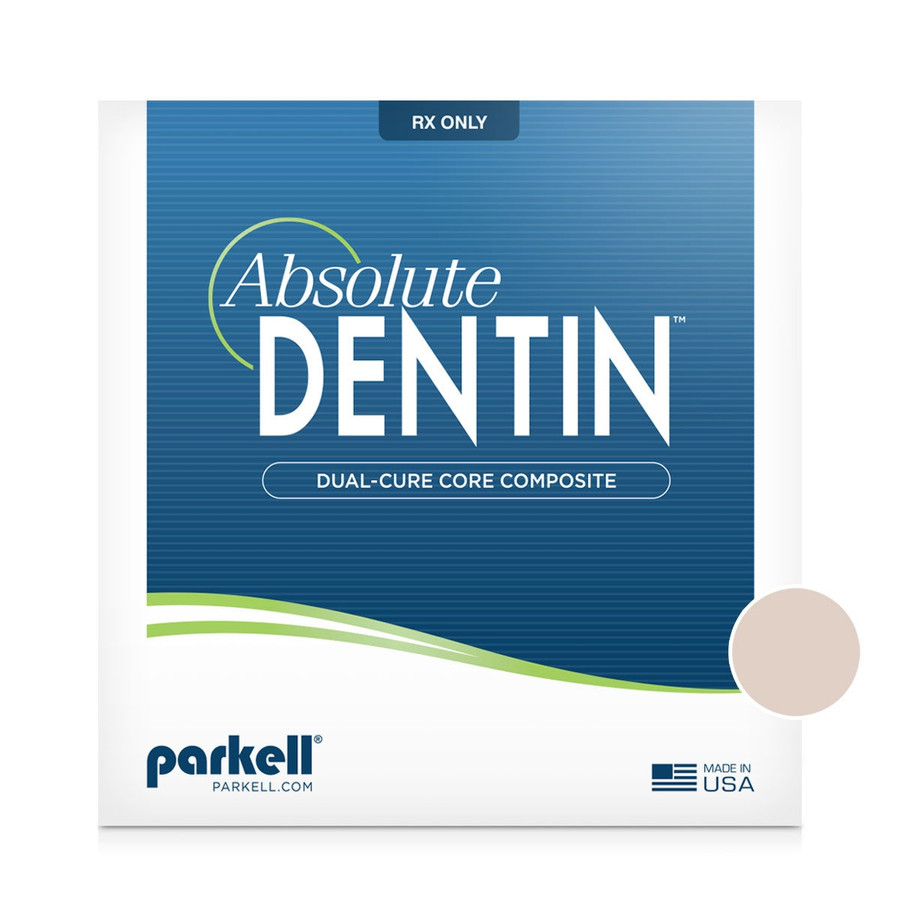 Absolute Dentin Core Build-Up 50mL Tooth Shade
