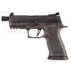"""Sig Sauer P320 XCarry Legion 9MM 4.6"""" 1/2x28 Threaded 17Rd Gray"""