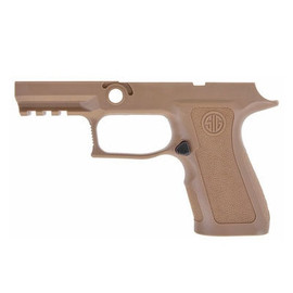 Sig Sauer P320 X-Series Compact Grip Module, Coyote Brown