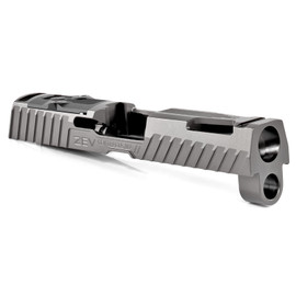 Zev Z320 XCarry Octane Slide With RMR Optic Cut, Gray