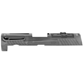 Grey Ghost Precision Sig P320 Compact Slide V1, Grey DLC