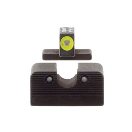 Trijicon HD Night Sights for Sig Sauer P320, Yellow Outline