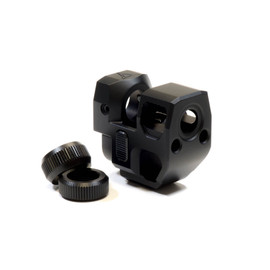 Killer Innovations Sig P320 Velocity Compensator, Black