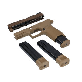 Sig Sauer P320 M18 Caliber X-Change Kit