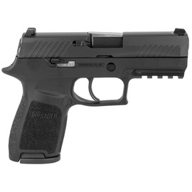 "Sig Sauer P320 Compact 9MM 3.9"" 15Rd Black"